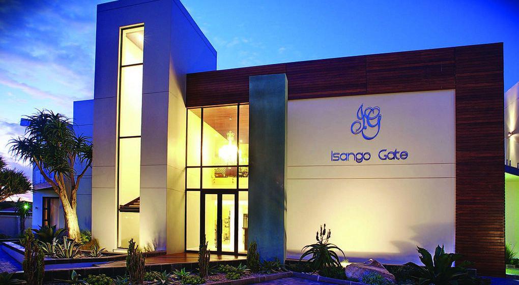 Isango Gate